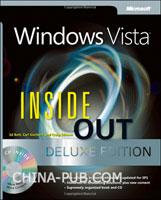 (赠品)Windows Vista Inside Out, Deluxe Edition