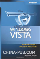 (赠品)Windows Vista Administrator
