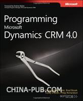(赠品)Programming Microsoft Dynamics CRM 4.0