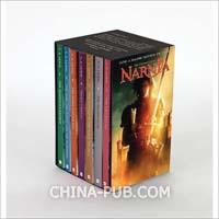 The Chronicles of Narnia Movie Tie-in Box Set(7 books) 纳尼亚传奇电影版