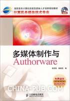 多媒体制作与Authorware(附盘)(高职)