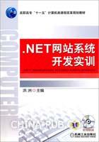 .NET网站系统开发实训(附光盘)