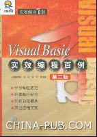 Visual Basic实效编程百例(第二版)[按需印刷]