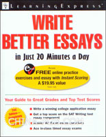 Write Better Essays in 20 Minutes a Day, 2nd Edition (英文原版进口)