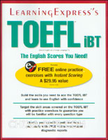 TOEFL: The English Scores You Need!(英文原版进口)