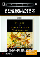 多处理器编程的艺术(英文影印版)