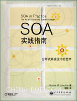 SOA实践指南--分布式系统设计的艺术 (china-pub 全国首发)