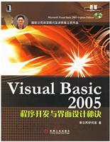 (特价书)Visual Basic 2005程序开发与界面设计秘诀(随书附赠DVD)