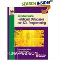 Introduction to Relational Databases