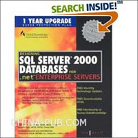 Designing SQL Server 2000 Databases for .Net Enter [ILLUSTRATED]