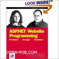ASP.NET Website Programming: Problem - Design - Solution C# Edition