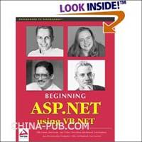 Beginning ASP.NET Using VB.NET