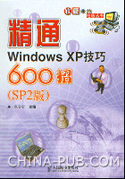 精通Windows XP技巧600招(SP2版)[按需印刷]