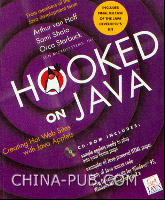 [特价书]Hooked on Java: Creating Hot Web Sites With Java Applets(英文原版进口)