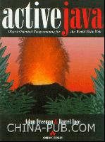[特价书]Active Java:Object-Oriented Programming for the World Wide Web(英文原版进口)