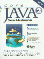 Core Java 2, Volume I--Fundamentals (7th Edition) (英文原版进口)