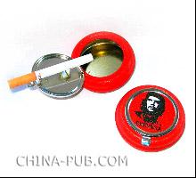 铁质时尚烟灰缸