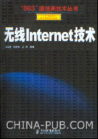 无线Internet技术[按需印刷]