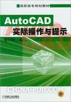 Auto CAD 实际操作与提示