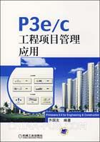 P3e/c工程项目管理应用