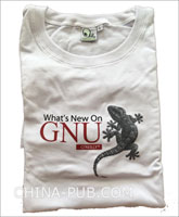 Whats new on GNU 第二代-XL-白色