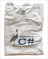 Whats new on C#-L-白色