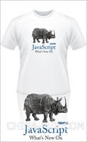 Whats new on JavaScript 第二代-XXXL-白色
