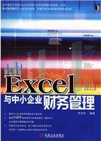 Excel与中小企业财务管理