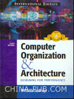 [特价书]计算机组成与结构Computer Organization & Architecture(英文原版进口)