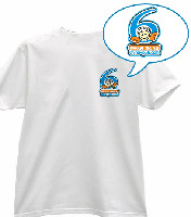 china-pub 6周年纪念休闲T恤