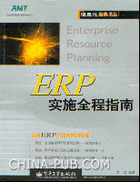 ERP实施全程指南[按需印刷]