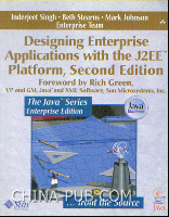 Designing Enterprise Applications with the J2EE Platform ,2nd Edition(英文原版进口)