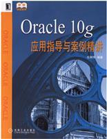 Oracle 10g应用指导与案例精讲[图书]