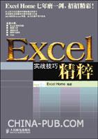 Excel实战技巧精粹( Excel Home 多位MVP联合推荐)