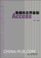 数据库应用基础--Access 2003