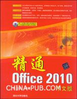 精通Office 2010中文版(配光盘)