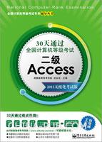 30天通过全国计算机等级考试:二级Access(2013无纸化考试版)