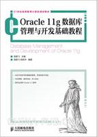 Oracle 11g数据库管理与开发基础教程