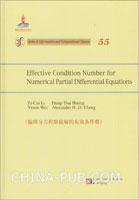 偏微分方程数值解的有效条件数(精)