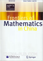 (赠品)Frontiers of Mathematics in China期刊(英文)(2012.4.2  7卷)