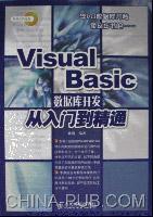 Visual Basic数据库开发从入门到精通[按需印刷]