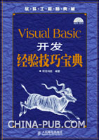 Visual Basic开发经验技巧宝典