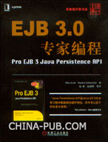 (特价书)EJB 3.0专家编程