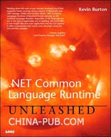 (特价书).NET Common Language Runtime Unleashed 2-volume set(英文原版进口)