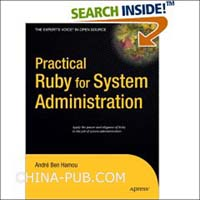 [特价书]Practical Ruby for System Administration(英文原版进口)