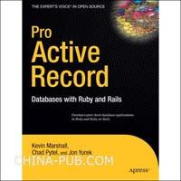 [特价书]Pro Active Record: Databases with Ruby and Rails(英文原版进口)