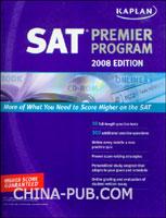 SAT 2008 Premier Program(英文原版进口)