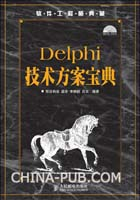 Delphi技术方案宝典[按需印刷]
