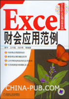 Excel财会应用范例