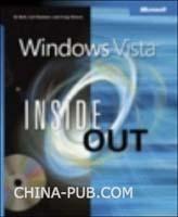 [特价书]Windows Vista 内幕(光盘)(英文原版进口)